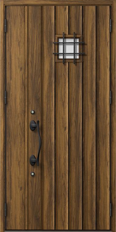 ジエスタ GIESTA D54型 K4仕様 親子ドア 入隅タイプ 内外同テイスト W:1,138mm×H:2,330mm 断熱 玄関 ドア リクシル LIXIL DIY リフォーム