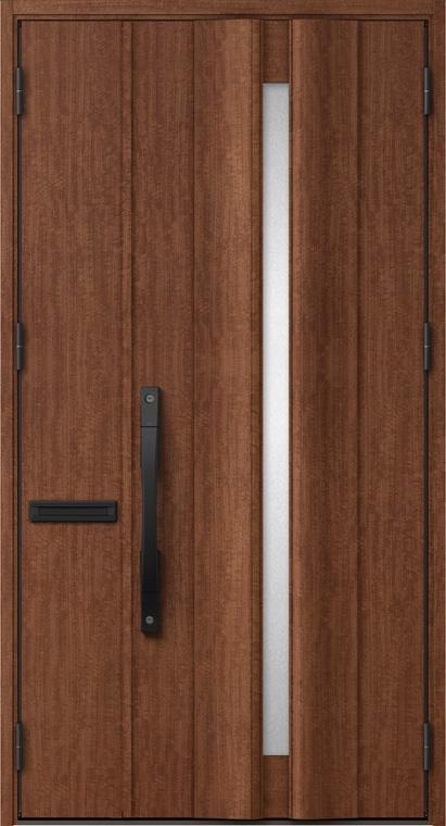 ジエスタ GIESTA G12型 K2仕様 親子ドア W:1,240mm×H:2,330mm 断熱 玄関 ドア リクシル LIXIL DIY リフォーム