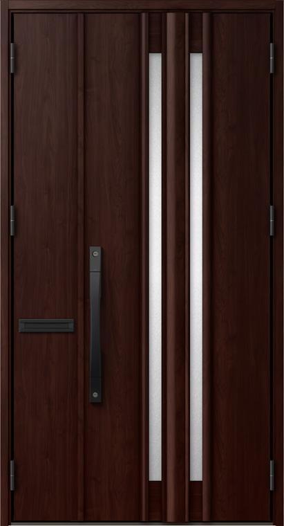 ジエスタ GIESTA G15型 K4仕様 親子ドア W:1,240mm×H:2,330mm 断熱 玄関 ドア リクシル LIXIL DIY リフォーム