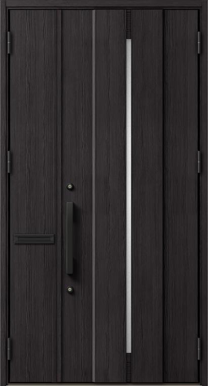 ジエスタ GIESTA M12型 K4仕様 親子ドア W:1,240mm×H:2,330mm 断熱 玄関 ドア リクシル LIXIL DIY リフォーム