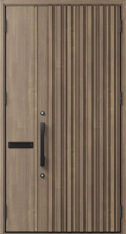 ジエスタ GIESTA M18型 K4仕様 親子ドア W:1,240mm×H:2,330mm 断熱 玄関 ドア リクシル LIXIL DIY リフォーム