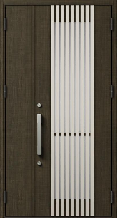 ジエスタ GIESTA M20型 K4仕様 親子ドア W:1,240mm×H:2,330mm 断熱 玄関 ドア リクシル LIXIL DIY リフォーム