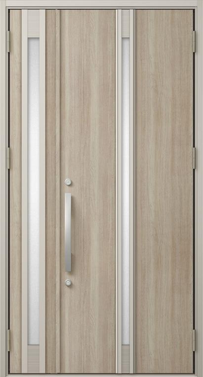 ジエスタ GIESTA M22型 K4仕様 親子ドア W:1,240mm×H:2,330mm 断熱 玄関 ドア リクシル LIXIL DIY リフォーム