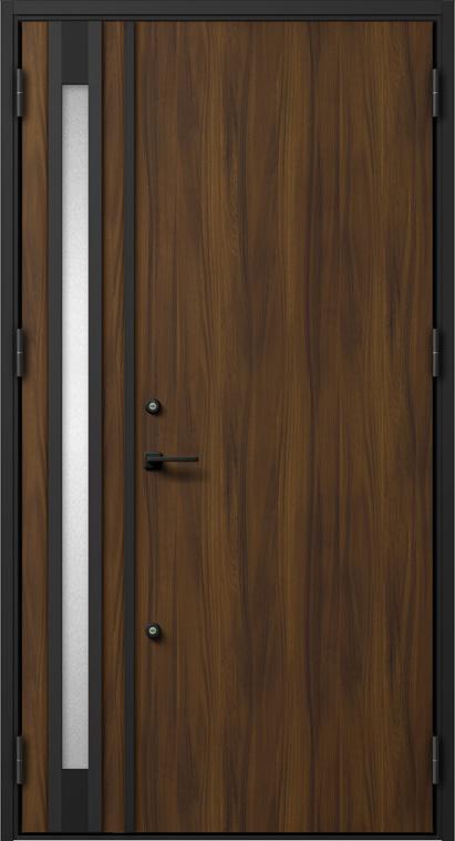 ジエスタ GIESTA M93型 K2仕様 親子ドア W:1,240mm×H:2,330mm 断熱 玄関 ドア リクシル LIXIL DIY リフォーム