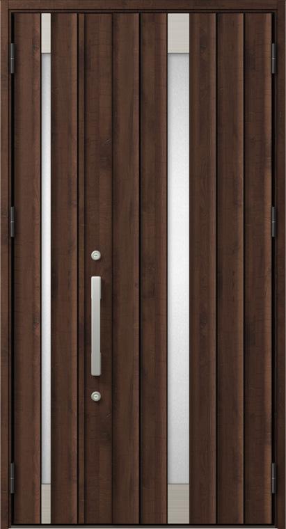 ジエスタ GIESTA P16型 K2仕様 親子ドア W:1,240mm×H:2,330mm 断熱 玄関 ドア リクシル LIXIL DIY リフォーム