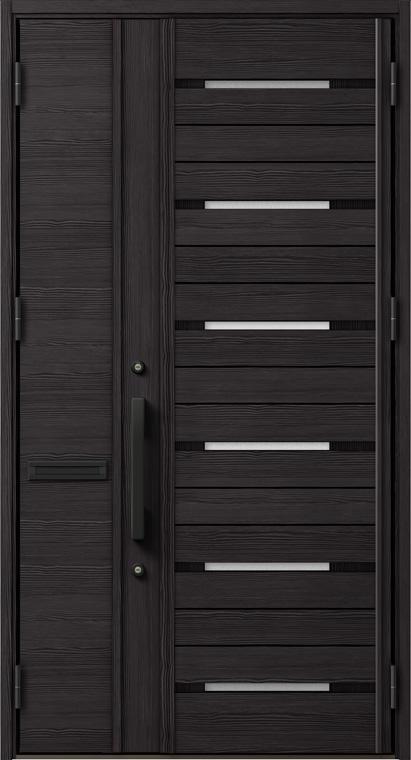 ジエスタ GIESTA P18型 K4仕様 親子ドア W:1,240mm×H:2,330mm 断熱 玄関 ドア リクシル LIXIL DIY リフォーム