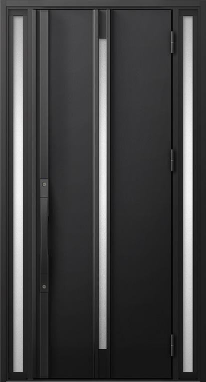 ジエスタ GIESTA S12型 K2仕様 両袖 W:1,240mm×H:2,330mm 断熱 玄関 ドア リクシル LIXIL DIY リフォーム