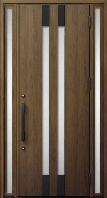 ジエスタ GIESTA M14型 K4仕様 両袖 W:1,240mm×H:2,330mm 断熱 玄関 ドア リクシル LIXIL DIY リフォーム