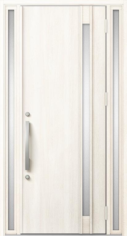 ジエスタ GIESTA M26型 K4仕様 両袖 W:1,240mm×H:2,330mm 断熱 玄関 ドア リクシル LIXIL DIY リフォーム