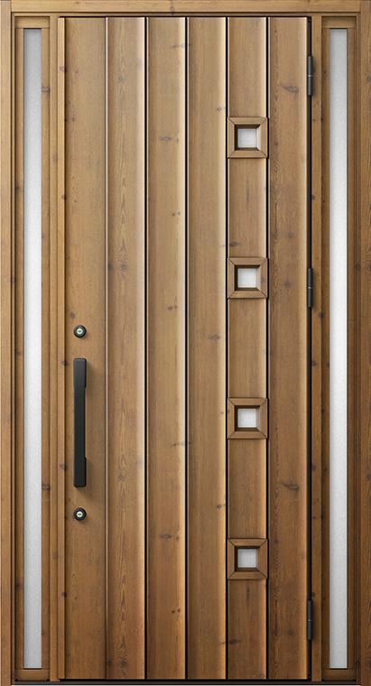ジエスタ GIESTA P15型 K2仕様 両袖 W:1,240mm×H:2,330mm 断熱 玄関 ドア リクシル LIXIL DIY リフォーム