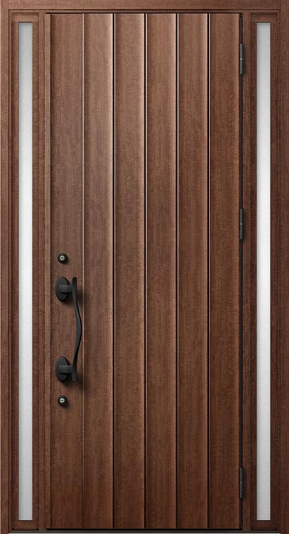 ジエスタ GIESTA D11型 K2仕様 両袖 W:1,240mm×H:2,330mm 断熱 玄関 ドア リクシル LIXIL DIY リフォーム