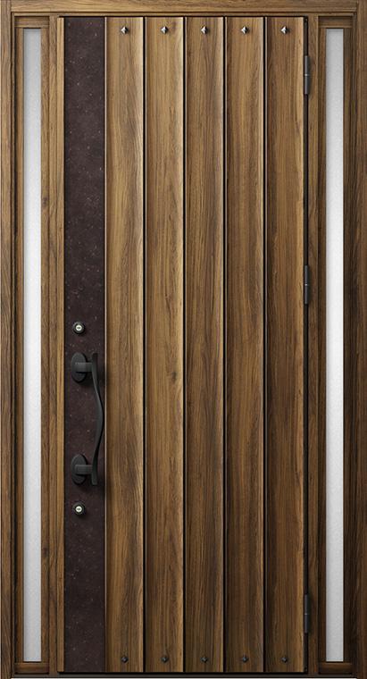 ジエスタ GIESTA D12型 K2仕様 両袖 W:1,240mm×H:2,330mm 断熱 玄関 ドア リクシル LIXIL DIY リフォーム