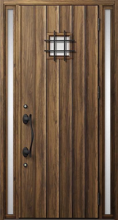 ジエスタ GIESTA D34型 K4仕様 両袖 W:1,240mm×H:2,330mm 断熱 玄関 ドア リクシル LIXIL DIY リフォーム