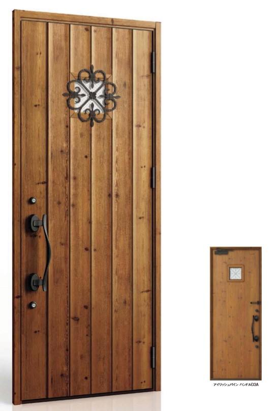 ジエスタ2 防火戸 GIESTA D33型 K4仕様 片開きドア W:924mm×H:2,330mm 断熱 玄関 ドア リクシル LIXIL