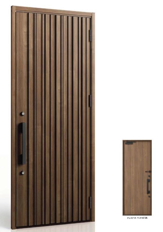 ジエスタ2 防火戸 GIESTA M18型 K4仕様 片開きドア W:924mm×H:2,330mm 断熱 玄関 ドア リクシル LIXIL