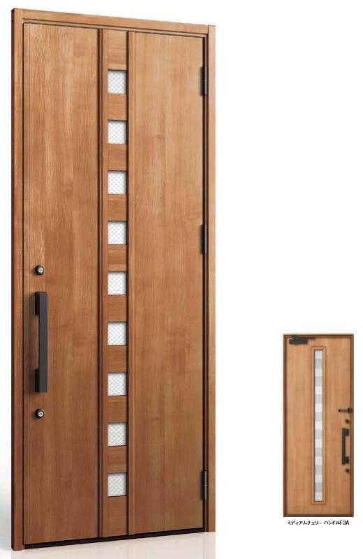 ジエスタ2 防火戸 GIESTA M28型 K4仕様 片開きドア W:924mm×H:2,330mm 断熱 玄関 ドア リクシル LIXIL