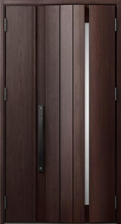 ジエスタ2 防火戸 GIESTA G11型 K4仕様 親子ドア W:1,240mm×H:2,330mm 断熱 玄関 ドア リクシル LIXIL