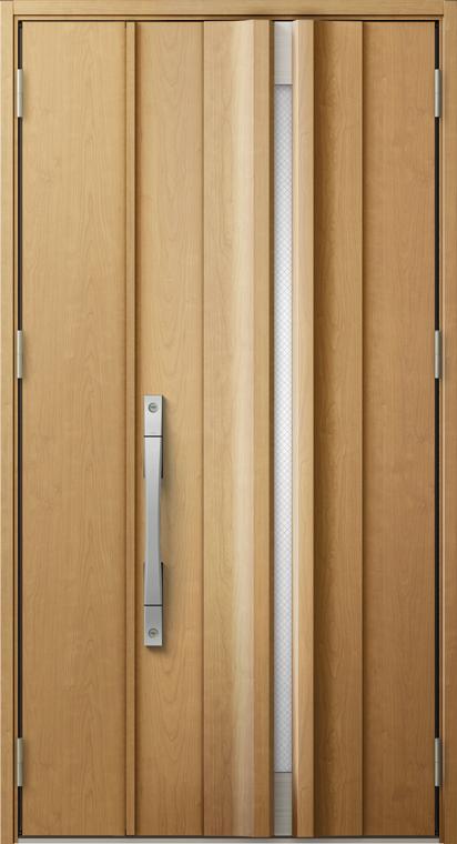 ジエスタ2 防火戸 GIESTA G13型 K2仕様 親子ドア 入隅タイプ W:1,138mm×H:2,330mm 断熱 玄関 ドア リクシル LIXIL