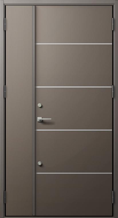 ジエスタ2 防火戸 GIESTA M92型 K2仕様 親子ドア 入隅タイプ W:1,138mm×H:2,330mm 断熱 玄関 ドア リクシル LIXIL