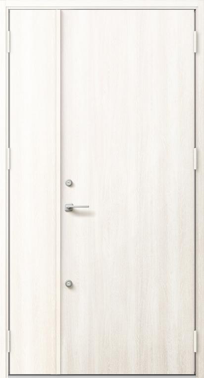 ジエスタ2 防火戸 GIESTA M93型 K2仕様 親子ドア 入隅タイプ W:1,138mm×H:2,330mm 断熱 玄関 ドア リクシル LIXIL