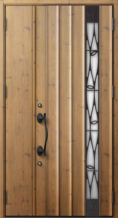 ジエスタ2 防火戸 GIESTA P14型 K4仕様 親子ドア 入隅タイプ W:1,138mm×H:2,330mm 断熱 玄関 ドア リクシル LIXIL