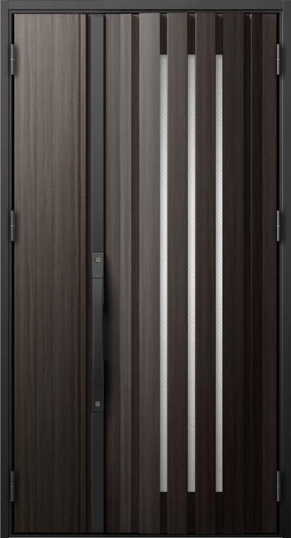 ジエスタ2 防火戸 GIESTA S20型 K4仕様 親子ドア W:1,240mm×H:2,330mm 断熱 玄関 ドア リクシル LIXIL