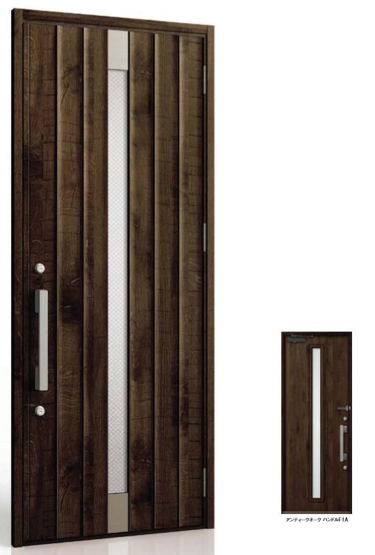 ジエスタ2 防火戸 GIESTA P16型 K4仕様 片開きドア W:924mm×H:2,330mm 断熱 玄関 ドア リクシル LIXIL