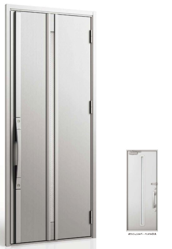 ジエスタ2 防火戸 GIESTA S11型 K4仕様 片開きドア W:924mm×H:2,330mm 断熱 玄関 ドア リクシル LIXIL
