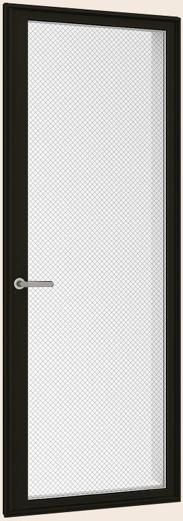 防火戸FG-H 開き窓テラス Low-E複層ガラス(網入り) / アルミスペーサー仕様 07422 W:780mm × H:2,230mmLIXIL リクシル TOSTEM トステム