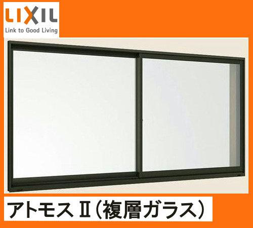 アトモスII PG障子 単体 半外付型 2枚建て 一般複層ガラス仕様 15015 W:1,540mm × H:1,570mm LIXIL リクシル TOSTEM トステム
