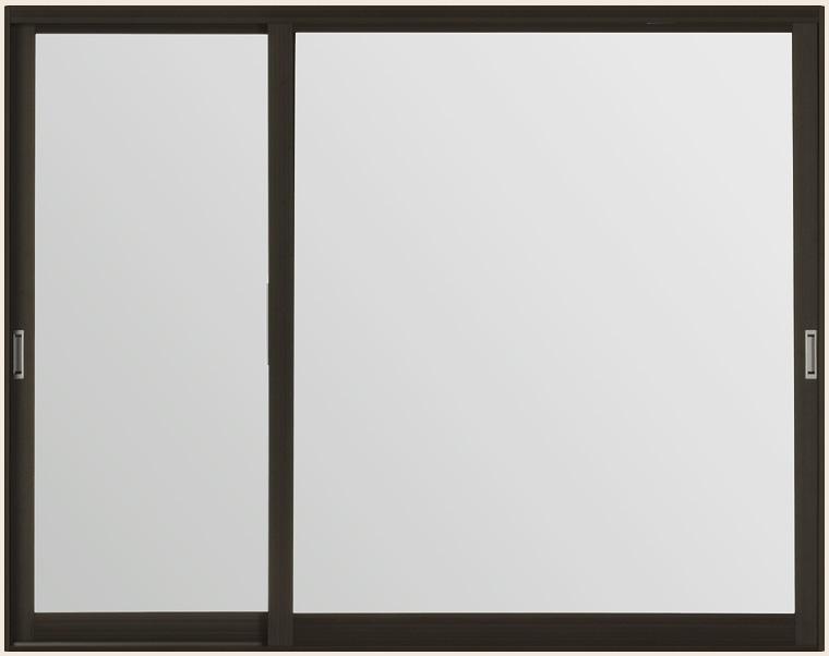 インプラス(ダストバリア) 引違い窓 変則2枚建 複層ガラス フロスト5mm-A10-透明3mm W:1,501~2,000mm H:258~600mm 断熱 LIXIL TOSTEM DIY リフォーム