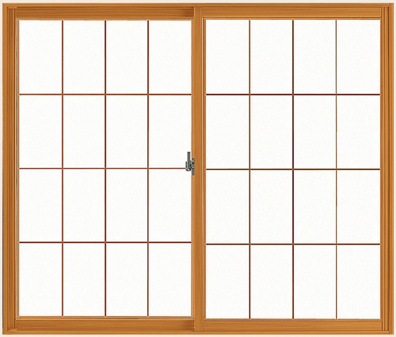 インプラス 引違い窓 2枚建 和紙調5mm 組子付き W:1,501~2,000mm × H:1,001~1,400mm 内窓 二重窓 LIXIL リクシル TOSTEM トステム