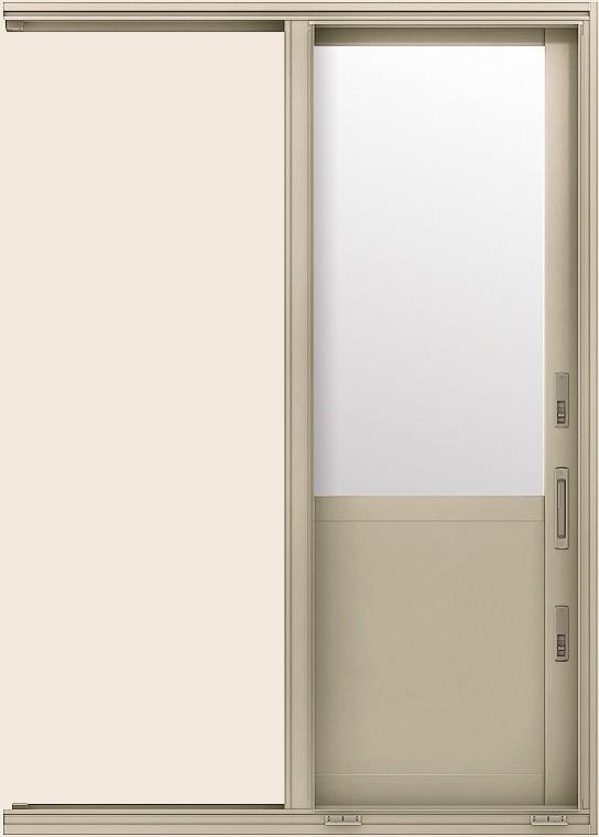 ガゼリアN スライド サーモスLタイプ 中桟仕様 Low-E複層ガラス / アルミスペーサー 06018 W:640mm × H:1,830mm LIXIL リクシル TOSTEM トステム