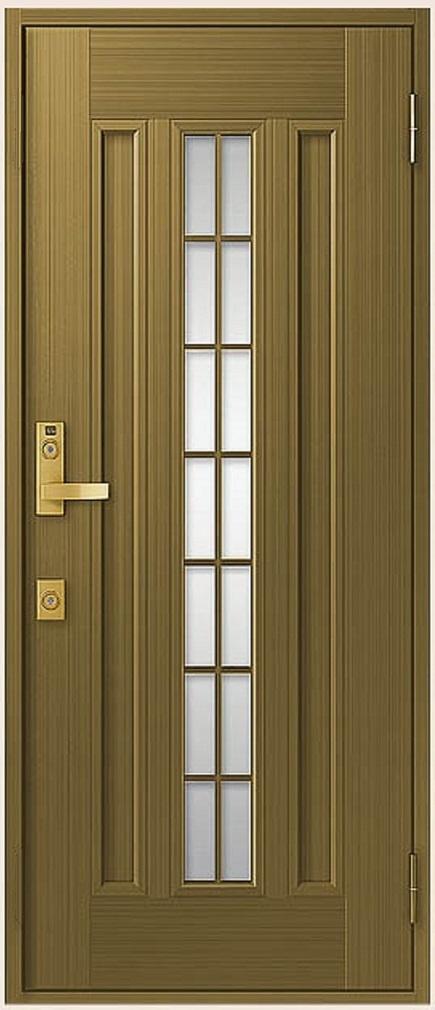 クリエラR 片開きドア 20型 半外付型 ランマなし W:818mm × H:1,917mm LIXIL リクシル TOSTEM トステム DIY リフォーム