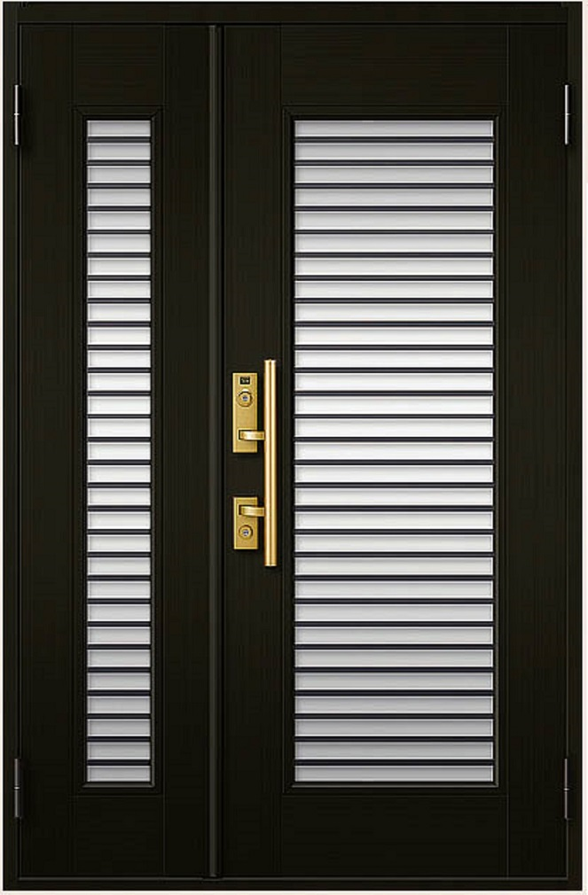 クリエラR 親子ドア 13型 半外付型 ランマなし W:1,240mm × H:1,917mm LIXIL リクシル TOSTEM トステム DIY リフォーム