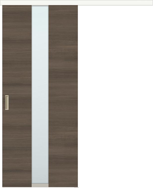 特注サイズ ラシッサD ラテオ アウトセット方式 片引戸 標準タイプ ALAK-LGM 錠付 W:1092-1992mm × H:1757-2425mm LIXIL TOSTEM
