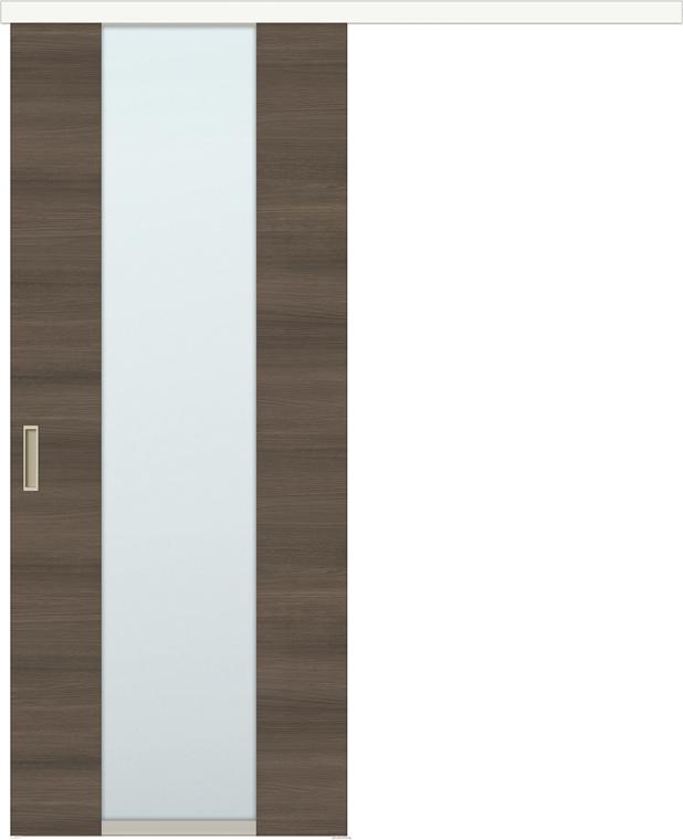 特注サイズ ラシッサD ラテオ アウトセット方式 片引戸 標準タイプ ALAK-LGN 錠付 W:1092-1992mm × H:1757-2425mm LIXIL TOSTEM