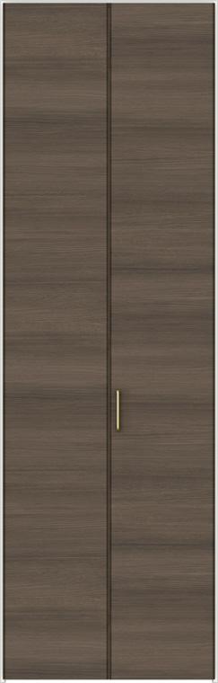 ラシッサD ラテオ クローゼット 折戸すっきりタイプ 2枚折戸 ALCD-LAA 0723 W:734mm × H:2,306mm ノンケーシング LIXIL リクシル TOSTEM トステム