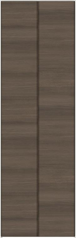 ラシッサD ラテオ クローゼット 折戸すっきりタイプ 2枚折戸 ALCD-LAD 0723 W:734mm × H:2,306mm ノンケーシング LIXIL リクシル TOSTEM トステム