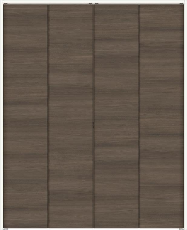 ラシッサD ラテオ クローゼット 折戸ノンレールタイプ 4枚折戸 ALCN-LAD 1723 W:1,708mm × H:2,306mm ノンケーシング / ケーシング LIXIL リクシル TOSTEM