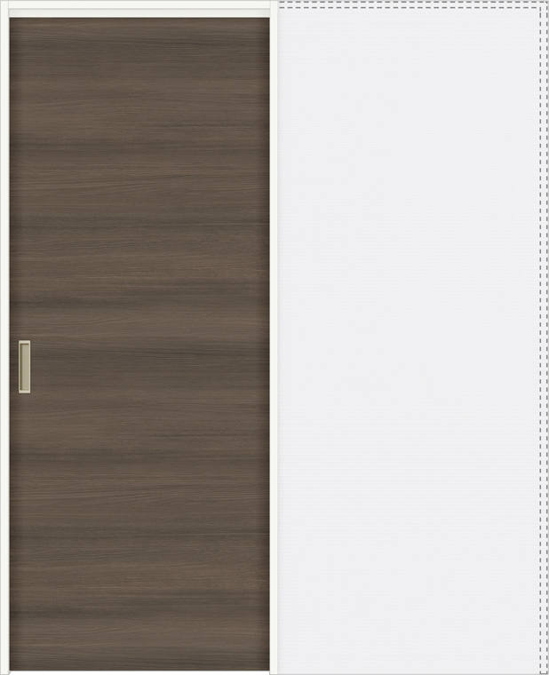 ラシッサD ラテオ 上吊引戸 引込み戸標準 ALUHK-LAA 1620J 錠付 W:1,644mm × H:2,023mm ノンケーシング / ケーシング LIXIL リクシル TOSTEM トステム