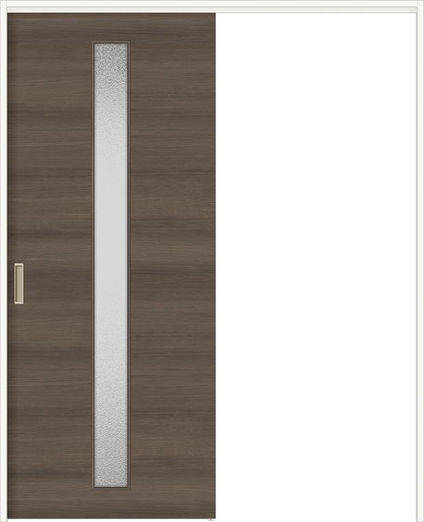 ラシッサD ラテオ 上吊引戸 片引戸標準 ALUK-LGA 1820N 錠無し W:1,824mm × H:2,023mm ノンケーシング / ケーシング LIXIL リクシル TOSTEM トステム