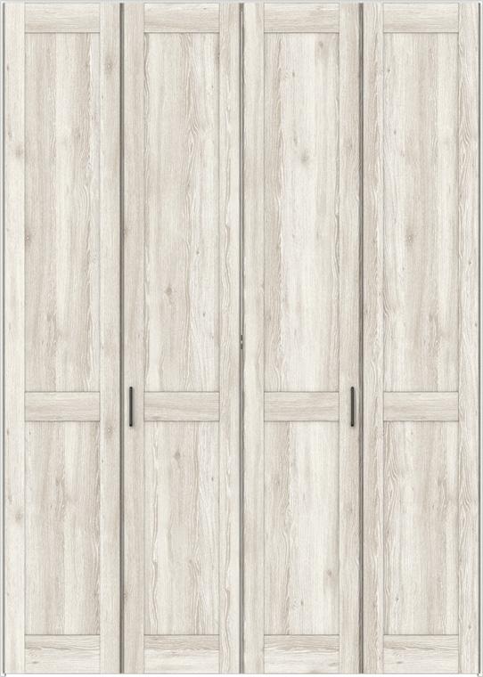 ラシッサD パレット クローゼット 折戸すっきりタイプ 4枚折戸 APCD-LAC 1623 W:1,644mm × H:2,306mm ノンケーシング LIXIL リクシル TOSTEM トステム
