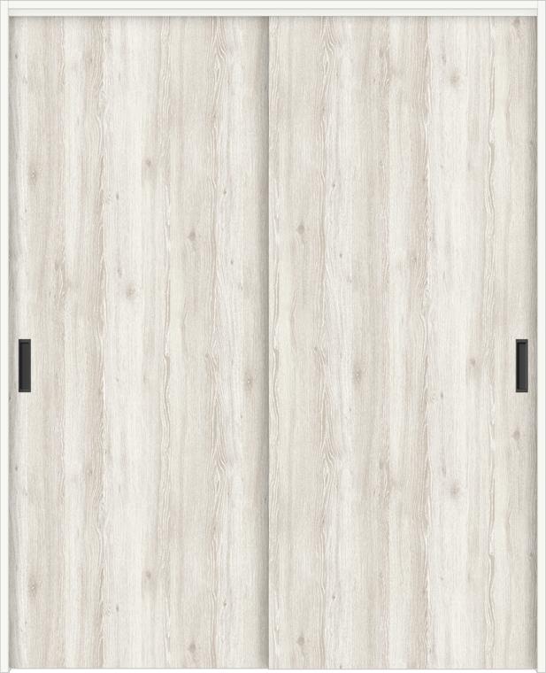 ラシッサD パレット 室内引戸 間仕切り 上吊引戸 引違い戸 2枚建て APMHH-LAA 錠無し 1623 W:1,644mm × H:2,306mm ノンケーシング / ケーシング LIXIL