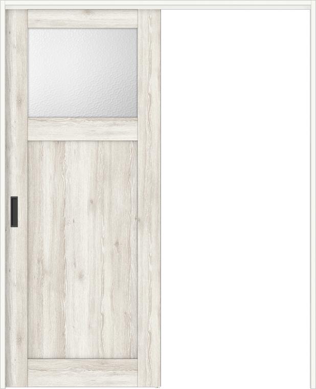 ラシッサD パレット 室内引戸 間仕切り 上吊引戸 片引戸 標準タイプ APMKH-LGJ 錠無し 1620 W:1,644mm × H:2,023mm ノンケーシング / ケーシング LIXIL