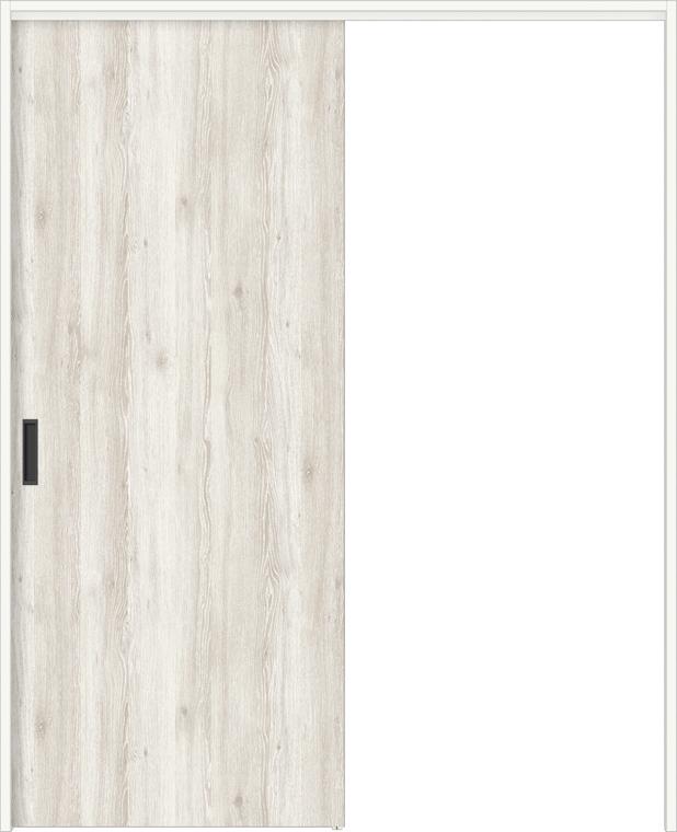 ラシッサD パレット 上吊引戸 片引戸標準 APUK-LAA 1820N 錠なし W:1,824mm × H:2,023mm ノンケーシング / ケーシング LIXIL リクシル TOSTEM トステム