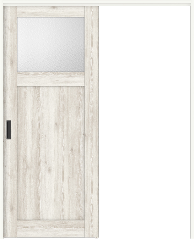 ラシッサD パレット 上吊引戸 片引戸標準 APUK-LGJ 1320N 錠なし W:1,324mm × H:2,023mm ノンケーシング / ケーシング LIXIL リクシル TOSTEM トステム
