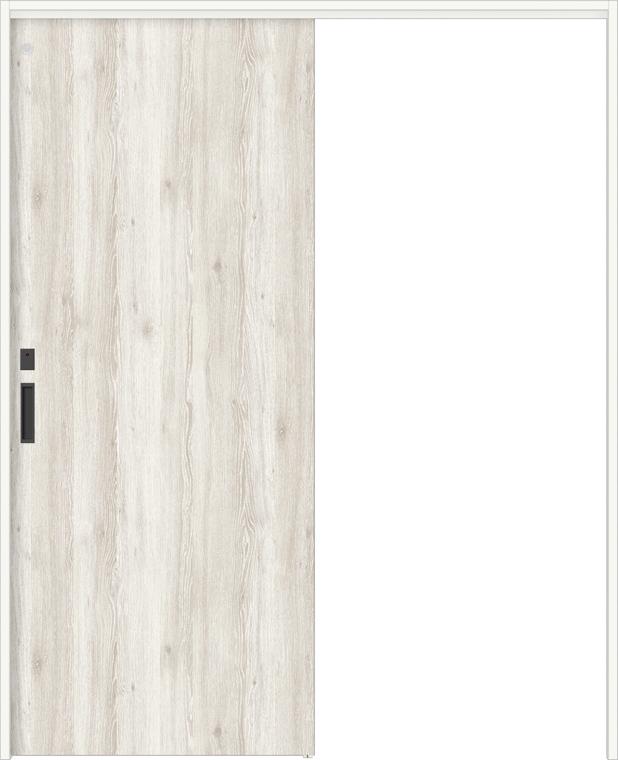 ラシッサD パレット 上吊引戸 片引戸トイレ(明り採り/採光窓付) APUL-LAA 1320J 錠付 W:1,324mm × H:2,023mm ノンケーシング / ケーシング LIXIL TOSTEM
