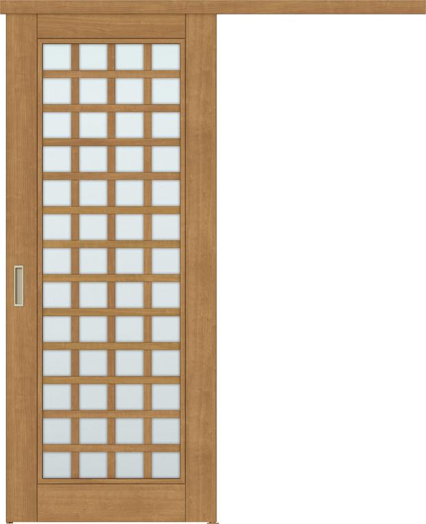 ラシッサS アウトセット方式 片引戸 標準タイプ ASAK-LGS 錠無し 1820 W:1,824mm × H:2,030mm LIXIL リクシル TOSTEM トステム