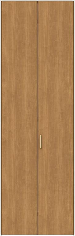 ラシッサS クローゼット 折戸すっきりタイプ 2枚折戸 ASCD-LAA 0723 W:734mm × H:2,306mm ノンケーシング LIXIL リクシル TOSTEM トステム